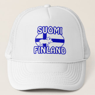 Suomi Finland hat