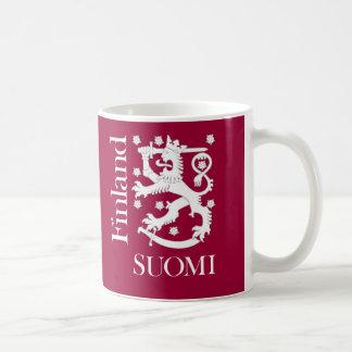 SUOMI Finland Lion Mug