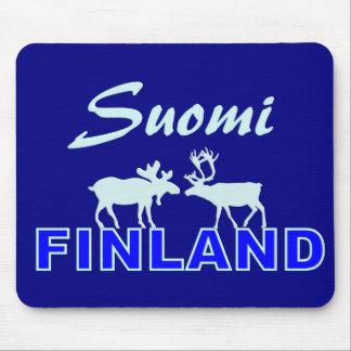 Suomi Finland mousepad