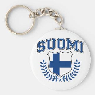 Suomi Key Ring