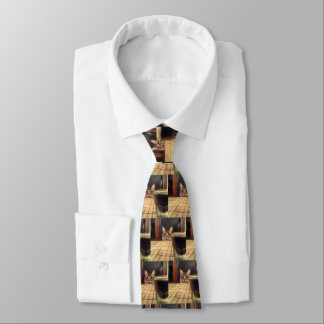Sup Beer? Funny Humor Kitty Cat Photo Photography Tie