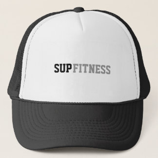 SUP FITNESS TRUCKER HAT