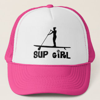 SUP Girl Trucker Hat