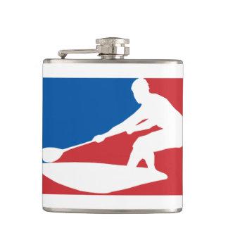 SUP Logo (parody) Flasks