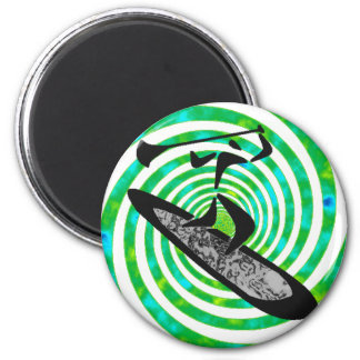 SUP MANY MORE 6 CM ROUND MAGNET