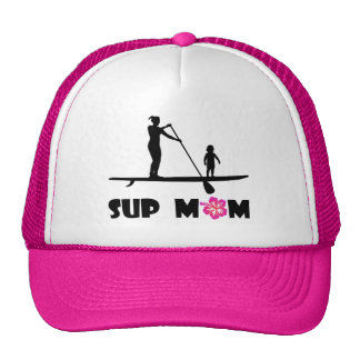 SUP Mom Cap