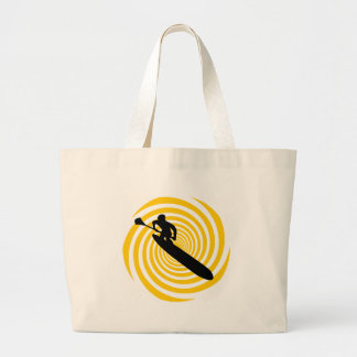 SUP THE STROKE CANVAS BAGS