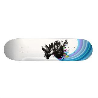 SupDupaFlyyy 21.3 Cm Mini Skateboard Deck