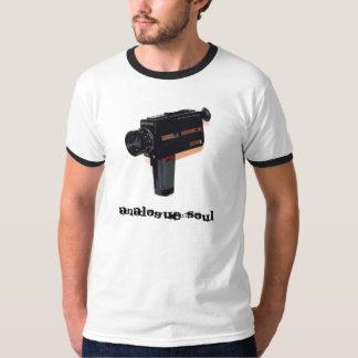 Super 8 - Analogue Soul T-Shirt