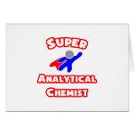 Super Analytical Chemist