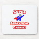 Super Analytical Chemist Mouse Pad