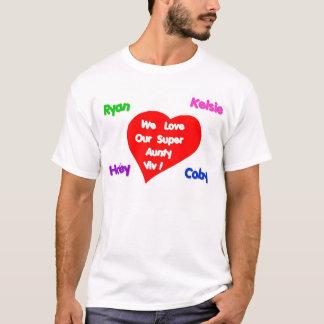Super Aunty Viv T-Shirt