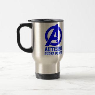 Super Autismo mug To be able
