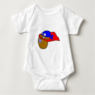 super bean baby bodysuit