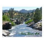 Super Beautiful Kern River Postcard! Postcard