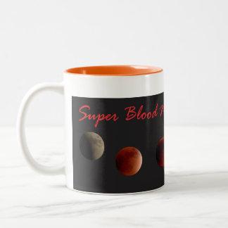 Super Blood Moon mug 2015