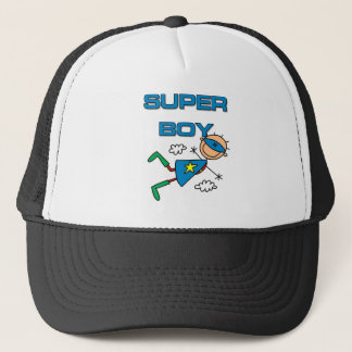 Super Boy Trucker Hat