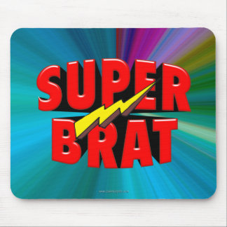 Super Brat Mouse Pad