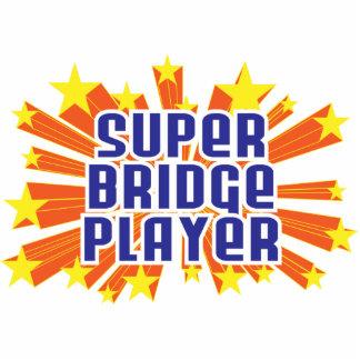 Super Bridge Player Photo Cut Out