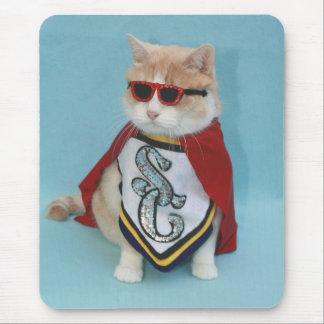 Super Bubba Cat Mouse Mat