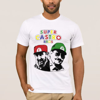 Super Castro Bros. T-Shirt