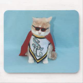 Super Cat Mouse Mat