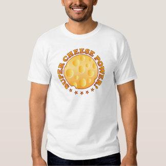 Super Cheese Brown T Shirts