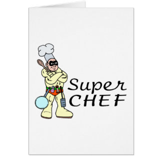 Super Chef Card