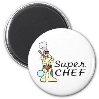 Super Chef Magnet