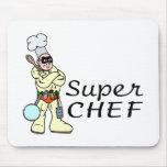 Super Chef Mouse Mat