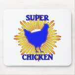 Super Chicken Mousepad