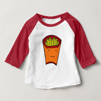 Super Colour Fries Mc Junior Baby T-Shirt