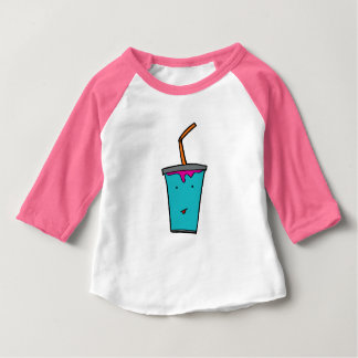 Super Colour Soda Boy Baby T-Shirt