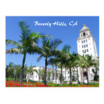 Super Cool Beverly Hills Postcard! Postcard