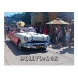 Super Cool Hollywood Postcard!