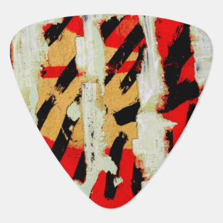 Super Cool Peeling Paper Plectrum