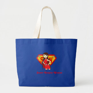 Super Coupon Woman Large Tote Bag!