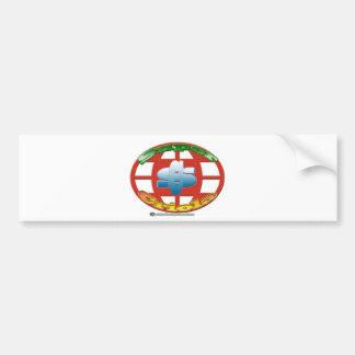 Super Criola Bumper Sticker