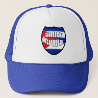 Super-Cuban Trucker Hat