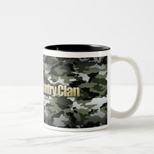 SUPER@ Cup of napalm Coffee Mug