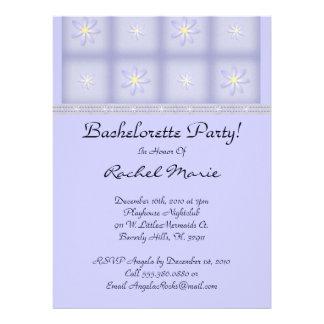 Super Cute Bachelorette Party Invitations