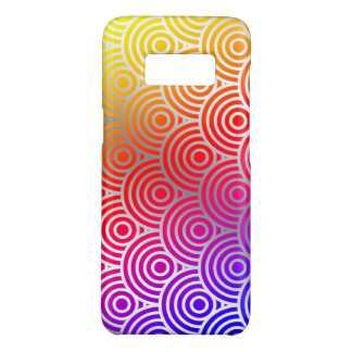 Super Cute Circle Pattern Case-Mate Samsung Galaxy S8 Case