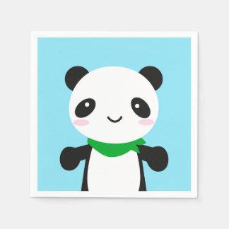 Super Cute Kawaii Panda Paper Napkin