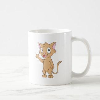 Super Cute Kitten Coffee Mug