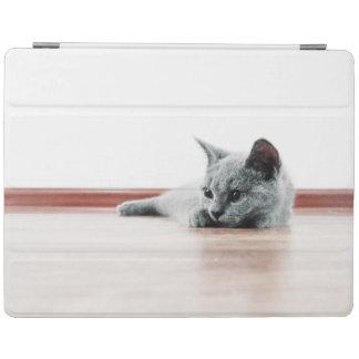 SUPER CUTE Kitten Portrait Photograph iPad Cover