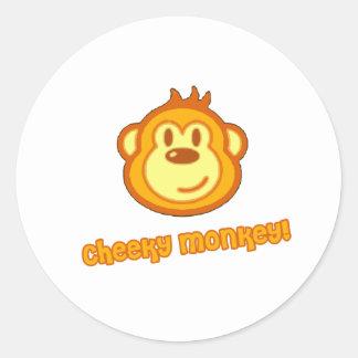 Super Cute Monkey Stickers