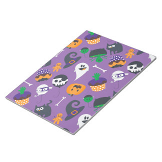 Super cute spooky Halloween notepad