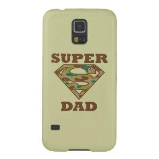 Super Dad Camo Galaxy S5 Covers