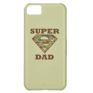Super Dad Camo iPhone 5C Case