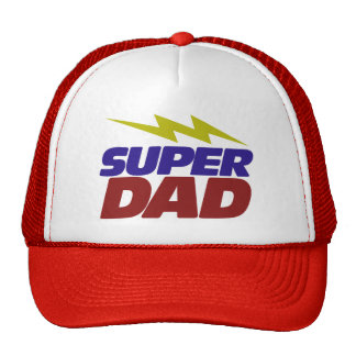 Super Dad Cap